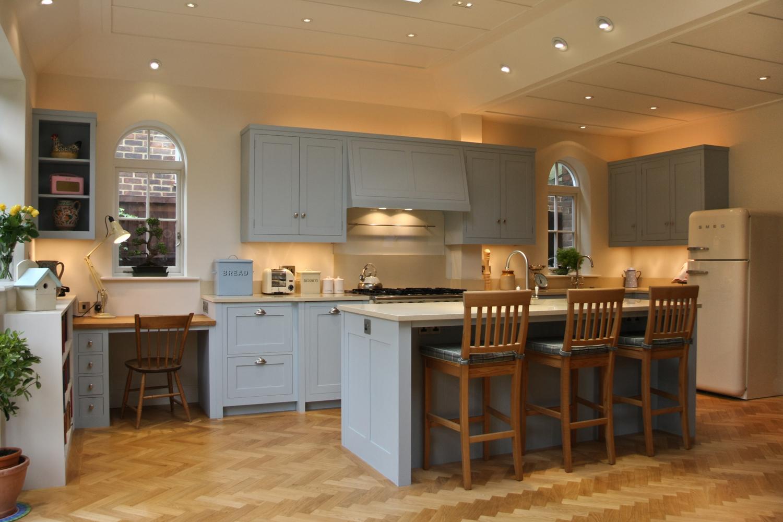 24 New England Style Kitchen Ideas - Home Plans & Blueprints