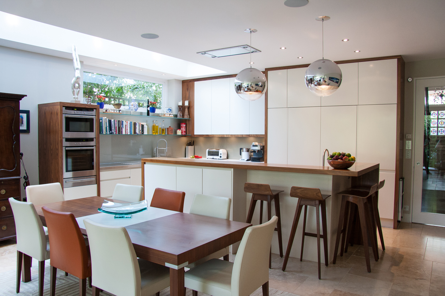 Contemporary Open Plan Living Putney 2012